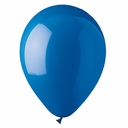 "11"" Qulatex BSA Bright Blue Latex Balloons 100 per Pack"
