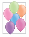 "11"" Qualatex Neon Assortment Latex Ballons 100ct"