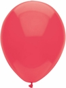 "11"" BSA Water Melon Red Latex Balloon 100 Count Bag"