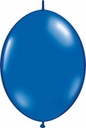 "Quick Link Balloons 12"" Sapphire Blue Quick Link Balloons 50 ct"