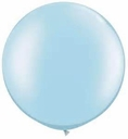 "Tuf-Tex Balloons 17"" Tuf Tex Light Blue Latex Balloons 72 Per Bag"