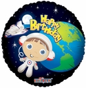"18"" Birthday Astronaut Special  1ct"