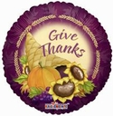"9"" Give Thanks Air Fill 1ct"