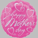 "18"" Happy Mother's Day Sparkles 1pk"