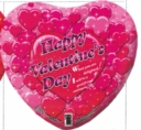 "18"" Happy Valentine's Day Hearts 1 per pack SPECIAL"