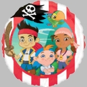 "18"" Jake & Never Land Pirates"