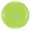"18"" Lime Green Circle 1ct"