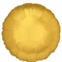 "18"" Metallic Gold Circle 10pk"