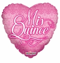 "18"" Miss Quince Heart 1ct"