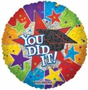 18' You Did It! Multi color 1ct