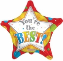 "18"" Your the Best Stars 10 Pack"
