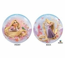 "Bubble Balloons 22"" Disney Tangled Bubble Balloon Closeout Special"