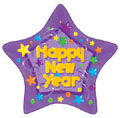 "18"" New Year Star 1ct"