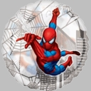 "26"" Spider Man Foil Balloon"