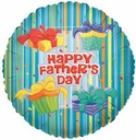 "36"" Father's Day Gifts Mylar Balloons 1-per pack"