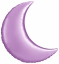 "35"" Lavender Crescent Moon 1ct"