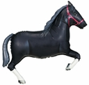 "43"" Black Stallion 1-per pack"