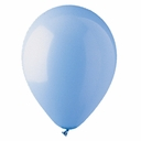 "5"" Light Blue Latex Balloons 100 Per Bag"