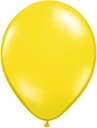 "5"" Qualatex Citrine Yellow Latex Balloons 100 Per Bag"
