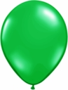 "5"" Qualatex Emerald Green Latex Balloons 100 Per Bag"