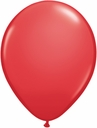 "5"" Qualatex Red Latex Balloons 100 Per Bag"