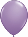 "5"" Qualatex Spring Lilac Latex Balloons 100 Per Bag"