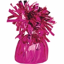 Hot Pink or Magenta Balloon Weight 6.2oz