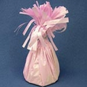 Pastel Pink Balloon Weights 6.2 Ounce