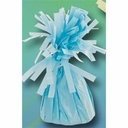 6.2oz Pastel Blue Balloon Centerpiece Weight