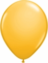 "9"" Qualatex Gold Latex Balloons 100ct"