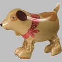 Adorable Dog Foil Balloon AirWalker