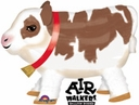 Cute Cow Foil Balloon Air Walker