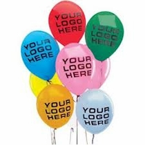 Custom printed balloons in 1 Business Day with personalized logos.Branded balloons are the best way to Advertise or Celebrate.  Fill out quote request below or call for FASTER Service  Free Set Up & Fast 1 Day Ship.  We will BEAT ANY Competitor Pricing!! Call today for Phone Quote 1-888-599-3278
