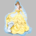 Belle Princess Shape