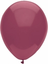 "BSA Deep Burgundy Balloons 11"" Deep Burgundy 100 bag"