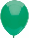 "BSA Balloons 11"" Deep Jade Green 100 Bag"