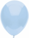 "BSA Latex Balloons 11"" Sky Blue Latex Balloons 100 Bag"