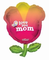 Mother's Day Foil Helium Balloons