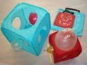 "Part 17 Hole Large Balloon Sizer Box From 2""-14"""