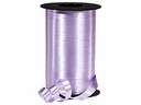 "Lavender Wide Curling Ribbon 3/8""x750'"