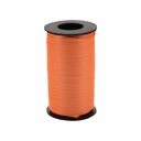 "Berwick Orange Wide Curling Ribbon 3/8"" x 750'"