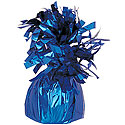 6.2 oz Blue Foil Weight 1-per pack