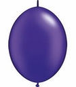 "12"" Qualatex Pearl Quartz Purple Quick Link Latex Arch Balloons 50ct"