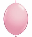 "12"" Pink Quick Link Latex Arch Balloons 50 per bag"