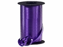 "Purple Wide Curling Ribbon 3/8"" x 750'"