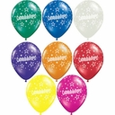 "Congratulations Balloons 11"" Qualatex Congratulations Latex Balloons"