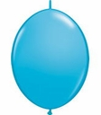 "12"" Robins Egg Quick Link Latex Arch Balloons 50 per bag"
