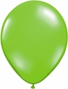 "Spring Green Latex Balloons 5"" 100 per bag"