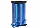 "Royal Blue Wide Curling Ribbon 3/8"" x 750'"