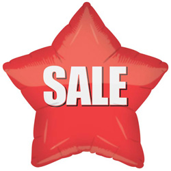 Marketing & Promotional Sale Balloons